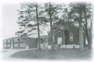 Addition of Education Wing 1960