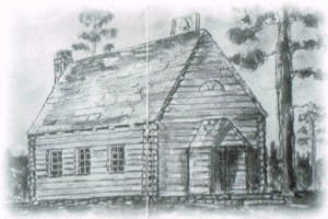 First log church